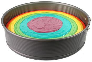 Regenbogen kuchen ohne marzipan